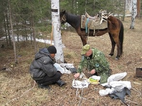 В Саяно-Шушенском заповеднике браконьер напал на инспектора