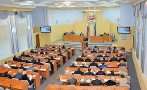 Парламент Хакасии лишился двух депутатов