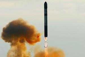 Прошли испытания гиперзвуковых боевых блоков РКСН