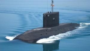 Подводная лодка «Колпино» будет спущена на воду в конце мая