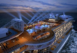 В России в 2016 году начнут строить первый за 60 лет круизный лайнер