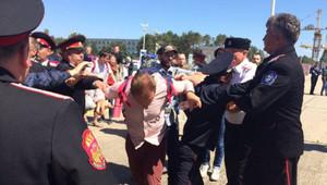 Нападение на Навального: избиты шесть человек