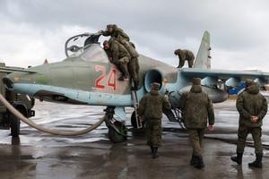 Два заместителя Шойгу стали Героями России за кампанию в Сирии