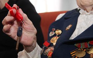 В Хакасии вдова ветерана отсудила у государства квартиру