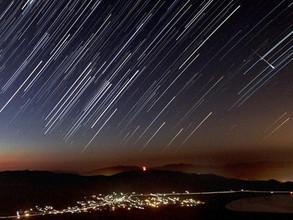 Сегодня жители Хакасии смогут увидеть звёздный дождь