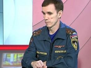 Начальник ГУ МЧС по Хакасии освобожден от должности