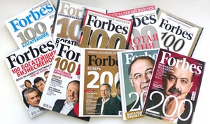 Forbes: Российские телезрители предпочитают Путина и Губку Боба