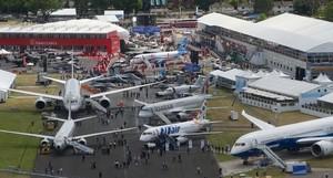 «Роскосмос» отказался от участия в крупнейшем в мире авиакосмическом шоу из-за антироссийских санкций