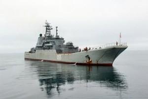 Экспедиция Минобороны и РГО стартовала из Владивостока на остров Матуа