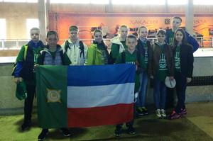 Школьники Хакасии встретят День Победы в Крыму