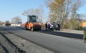 В Хакасии отремонтировали 35 км республиканских дорог