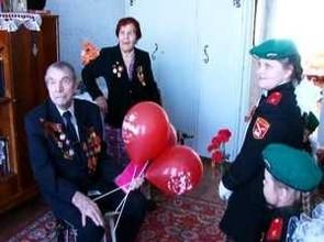 Ветераны дают саяногорским школьникам уроки войны и мира