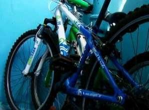 В Саяногорске гость украл у хозяина велосипед