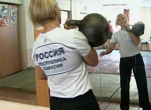 Екатерина Гарина снова чемпионка страны по гирям