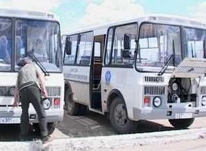 Госавтоинспекторы нашли нарушения у пассажироперевозчиков