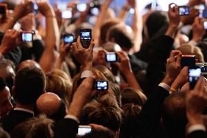 Apple запатентовала технологию, которая блокирует съемку на концертах