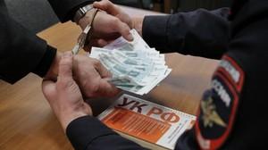 В Хакасии за получение взятки задержан судебный пристав