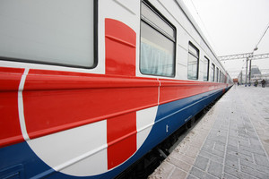 «Поезд здоровья» в июне остановится на трех станциях Хакасии