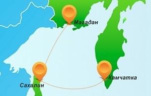 Началось строительство скоростной подводной волоконно-оптической линии связи до Камчатки
