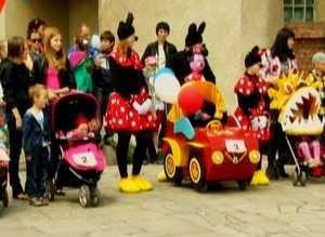 В Саяногорске снова пройдет парад колясок