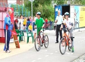 Саяногорцы стали вторыми в маунтинбайке Президентских игр
