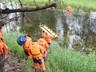 В Хакасии спасатели искали человека среди островов на реке Енисей