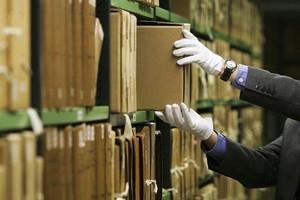 В архивах Хакасии хранится более 200 тысяч дел ликвидированных организаций