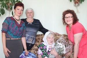 Долгожительница из Хакасии получила поздравление от президента России