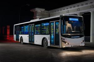 """""""Волгабас"""" тестирует беспилотные автобусы"""