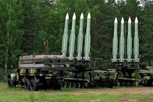 Воздушное пространство Хакасии защитит 170-й зенитный ракетный полк