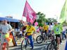 Велопарад «РУСАЛ ФЕСТИВAL» собрал более полутора сотен саяногорцев