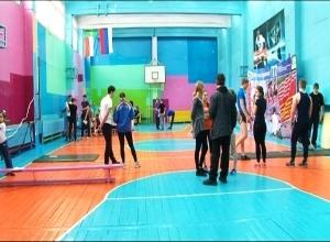 В Саяногорске вручили значки ГТО