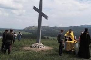 В Хакасии восстановлена историческая святыня