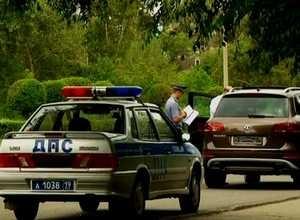 Житель Саяногорска повторно задержан за управление транспортным средством в нетрезвом виде
