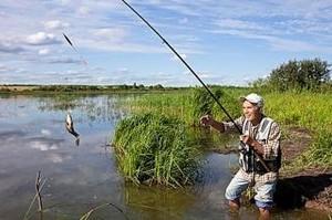 Рыбаки в Хакасии могут не волноваться: удочку не отберут