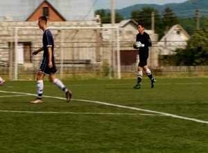 Саяногорские футболисты сохраняют шансы на медали