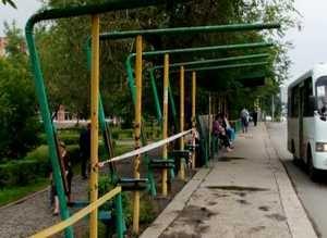 В Саяногорске обновят три остановки