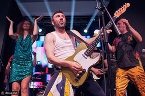 Сергей Шнуров записал песню для передачи «С добрым утром, малыши!»