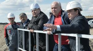 Виктор Зимин: В 2015 году в Хакасии добыто 15 миллионов тонн угля
