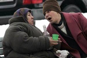 Минздрав: россияне стали меньше пить