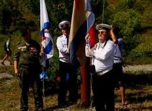 Саяногорск отметил День ВМФ парадом маломерных судов и уличными гуляниями
