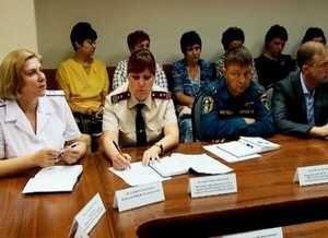 В Администрации Саяногорска подвели итоги июля