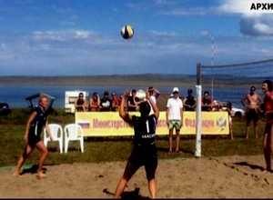 Серебро пляжного волейбола наше!