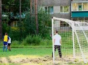 Все на футбол