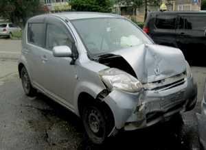 Нетрезвый водитель устроил ДТП в центре города