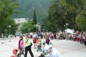 В Хакасии отметят День поселка Черемушки