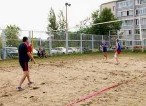 Черемушкинцы собрали высокие награды в пляжном волейболе
