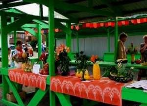 Поселок Майна отметил 70-летний юбилей