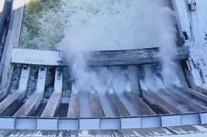 В Хакасии возможно подтопление из-за сбросов воды СШ ГЭС