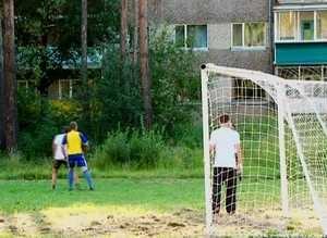 В предстоящую субботу стартует футбольный турнир